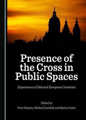 Presence of the cross in public spaces. 9781443899703
