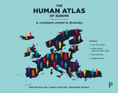 The human atlas of Europe. 9781447313540