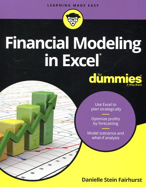 Financial modeling in Excel. 9781119357544