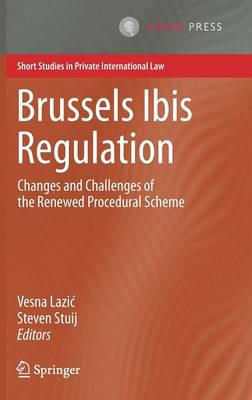 Brussels ibis regulation. 9789462651463
