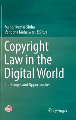 Copyright Law in the digital world . 9789811039836