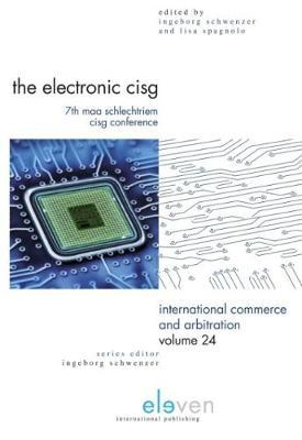 The Electronic CISG . 9789462367517
