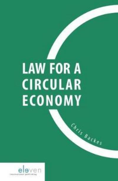 Law for a circular economy. 9789462367647