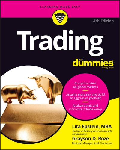 Trading for dummies. 9781119370314