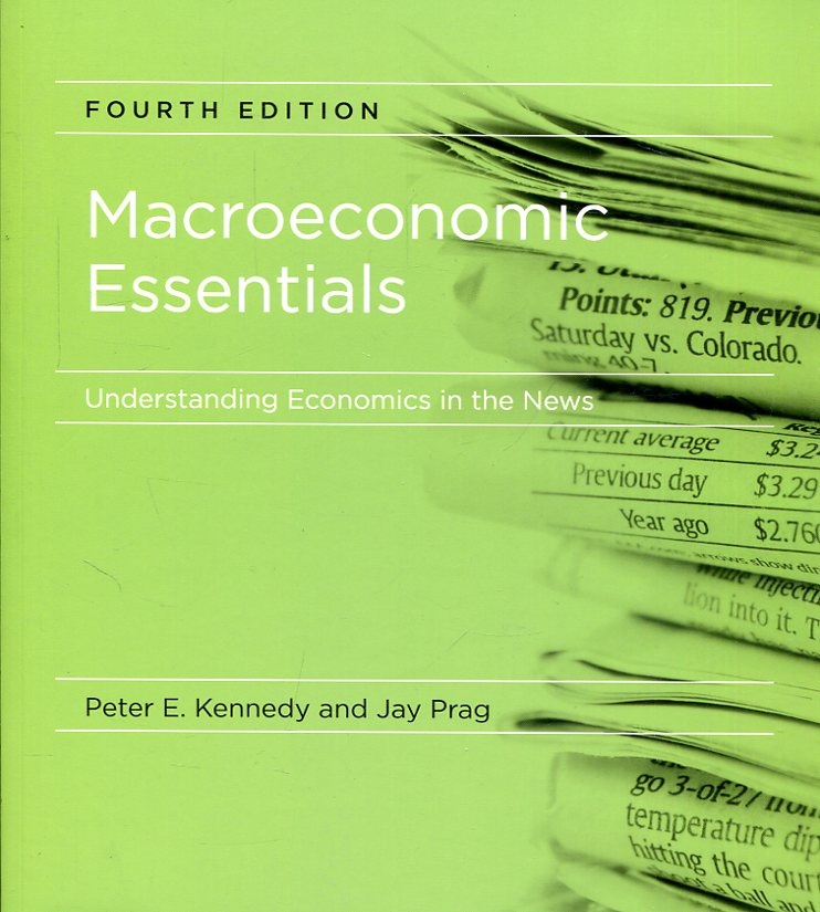 Macroeconomic essentials. 9780262533348