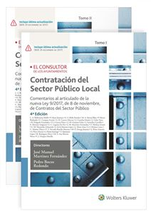 Contratación del Sector Público Local. 9788470527630