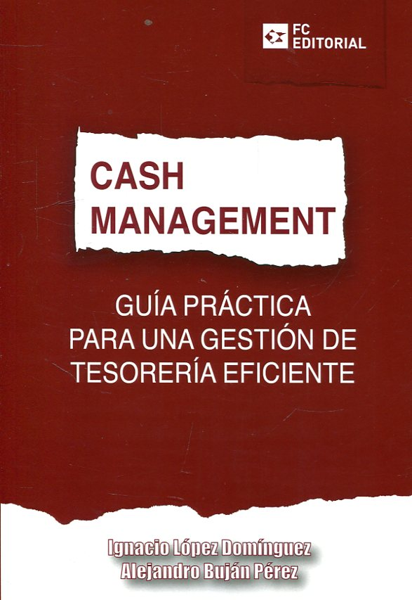 Cash management. 9788416671908
