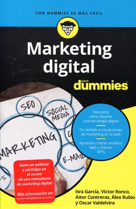 Marketing digital. 9788432904981