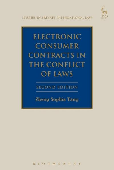 Electronic consumer contracts in the conflict of laws. 9781509920105