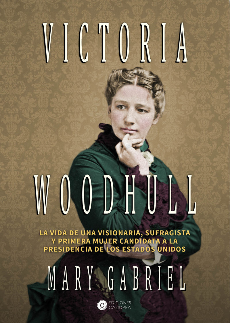 Victoria Woodhull. 9788494672798