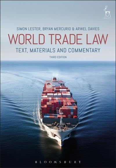 World Trade Law. 9781509915965