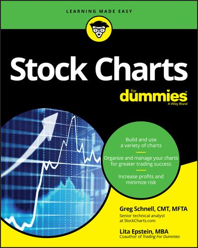 Stock charts for dummies. 9781119434399