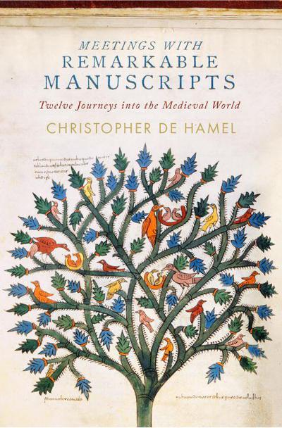 Meeting with remarkable manuscripts