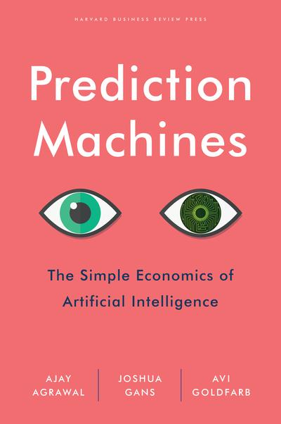 Prediction machines. 9781633695672