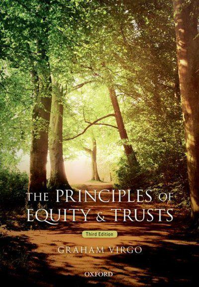 The principles of equity and trusts. 9780198804710
