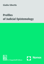 Profiles of judicial epistemology. 9783848751181