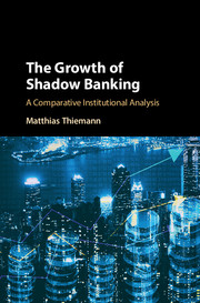 The growth of shadow banking