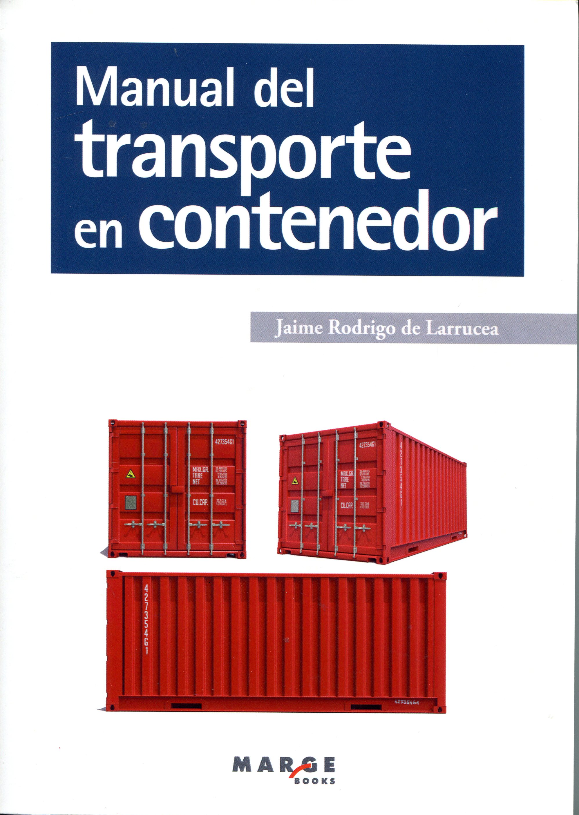 Manual del transporte en contenedor. 9788417313678