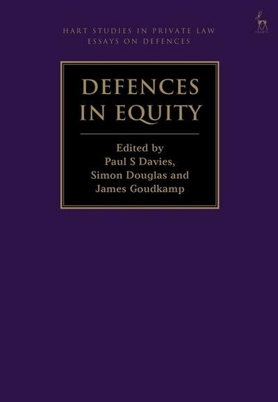 Defences in equity. 9781849467247