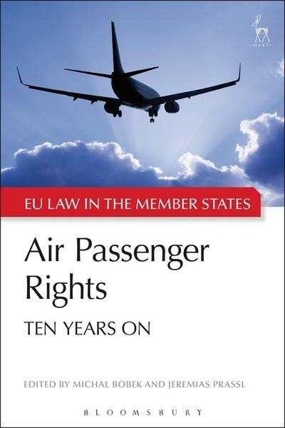 Air passenger rights. 9781509921188