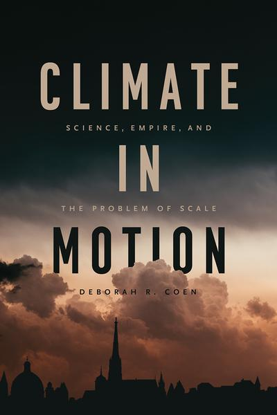 Climate in motion. 9780226398822