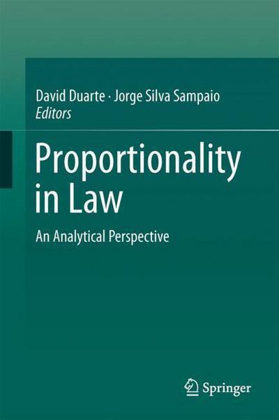 Proportionality in Law. 9783319896465