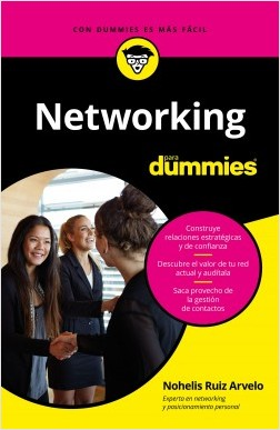 Networking para dummies. 9788432904776