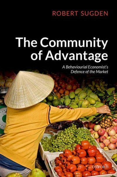 The community of advantage . 9780198825142