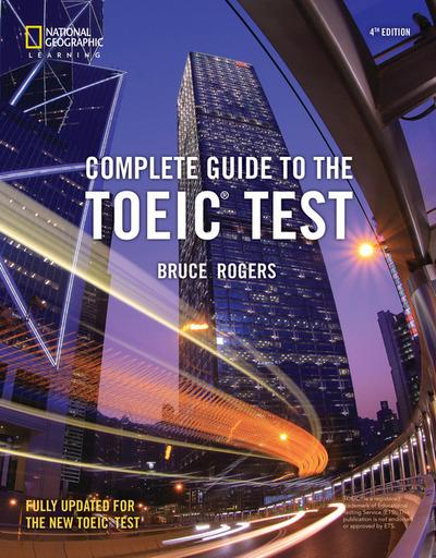 Complete guide to the TOEIC Test. 9781337396530