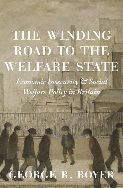 The winding road to the Welfare State. 9780691178738