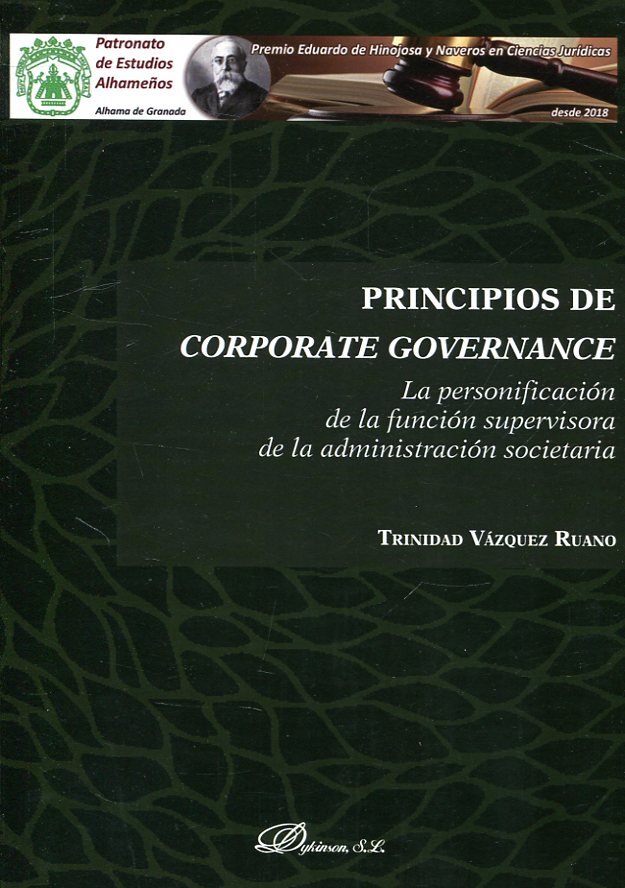 Principios de corporate governance