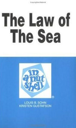 The Law of the sea in a nutshell. 9780314823489