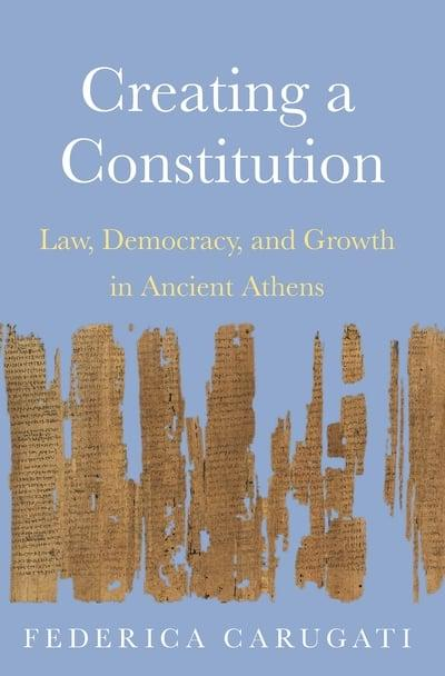 Creating a Constitution. 9780691195636