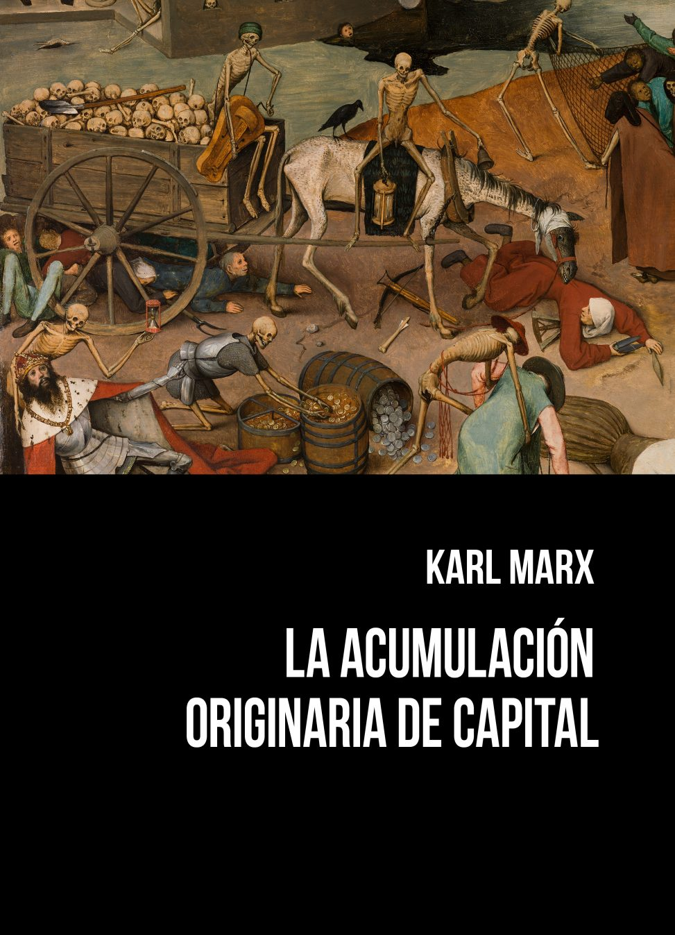 La acumulación originaria de capital. 9788409094844