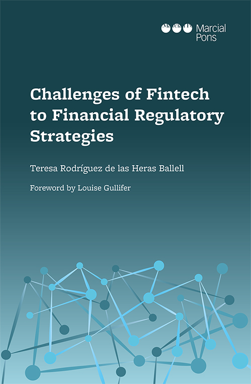 Challenges of Fintech to Financial Regulatory Strategies. 9788491236993