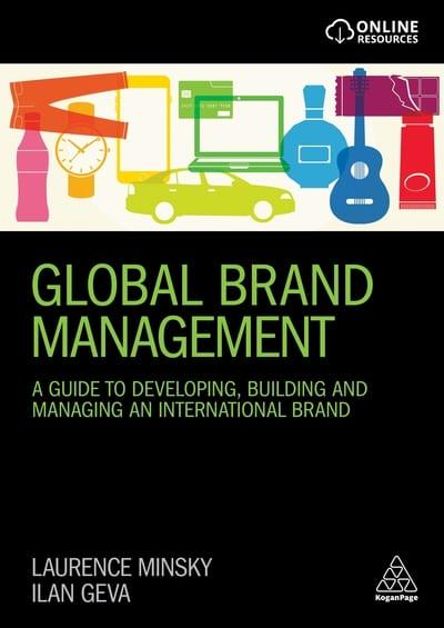 Global brand management. 9780749483609