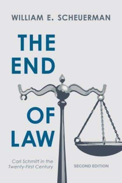 The end of Law. 9781786611550