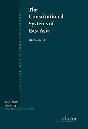 The constitutional systems of East Asia. 9789462368989