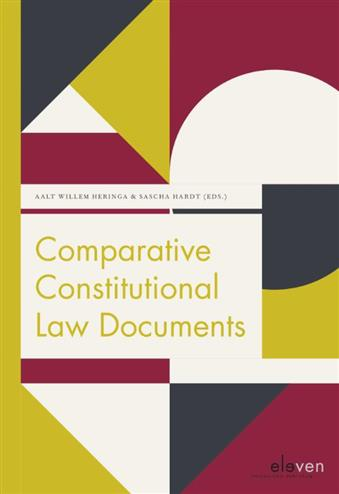 Comparative Constitutional Law documents. 9789462369306