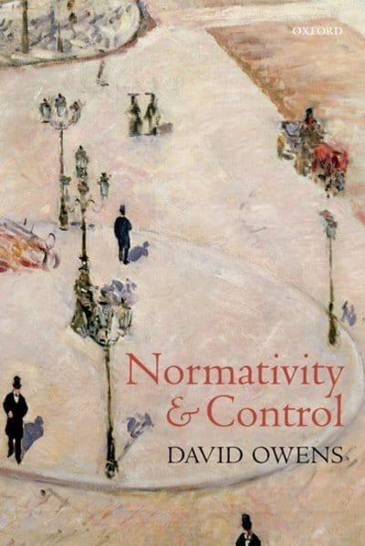 Normativity and control. 9780198851691