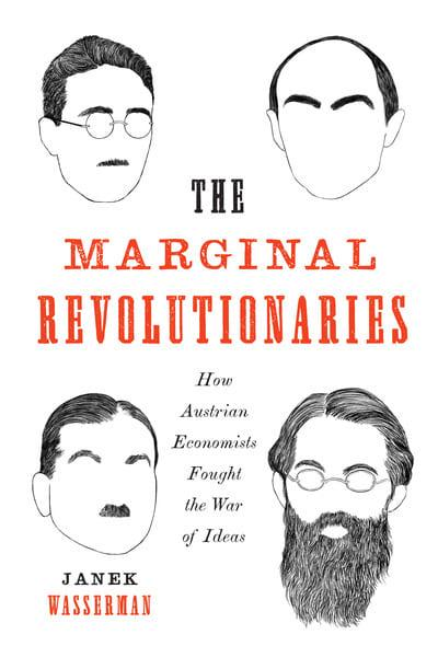The marginal revolutionaries. 9780300228229