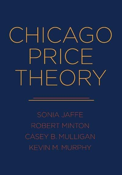 Chicago Price Theory. 9780691192970