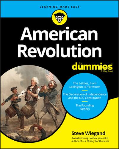 American Revolution for dummies. 9781119593492