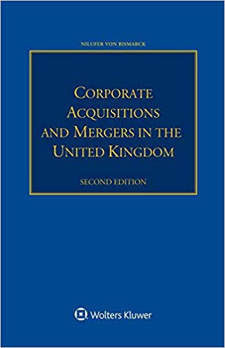Corporate acquisitions and mergers in the United Kingdom. 9789403505534