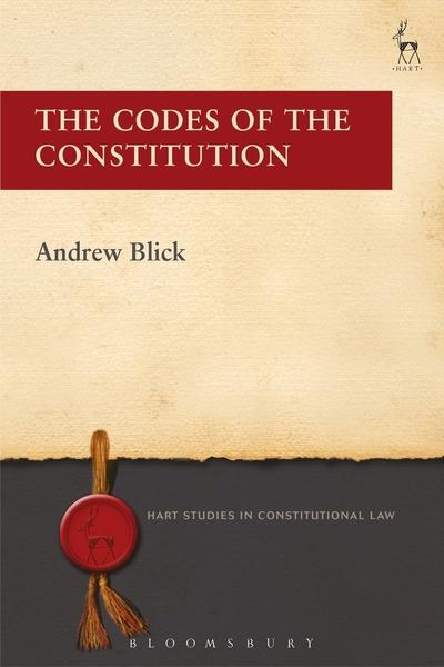 The Codes of the Constitution. 9781509926817