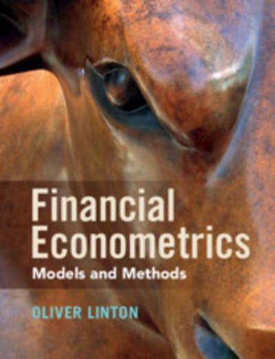 Financial econometrics. 9781316630334