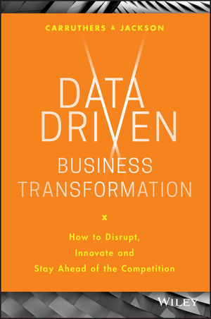 Data driven business transformation. 9781119543152