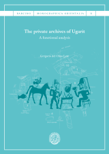The private archives of Ugarit. 9788491681946