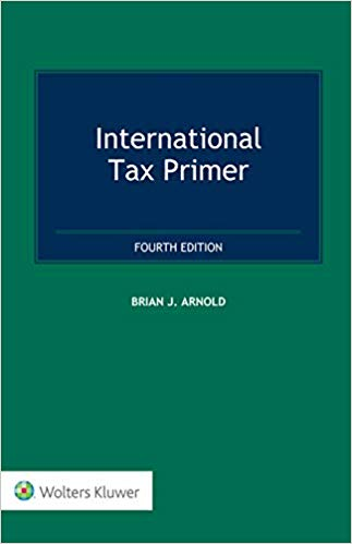 International tax primer. 9789403502823