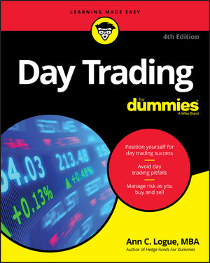 Day trading for dummies. 9781119554080